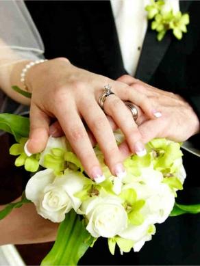 Elegir alianza de boda