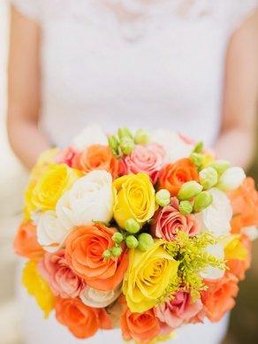 Tendencias para bodas en primavera