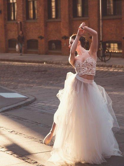 Tendencias de 2018 para vestidos de novias