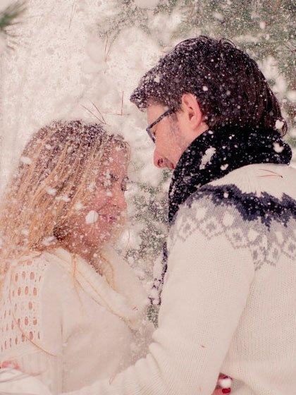 Planes de invierno para hacer con tu pareja