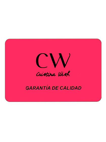 Certificados de autenticidad de Cristina Wish
