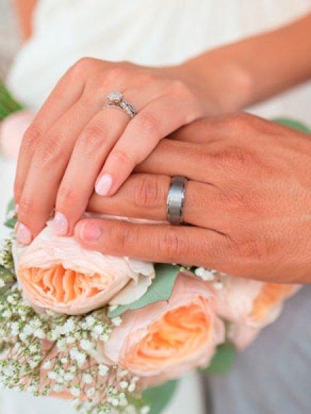 tendencia en alianzas de boda