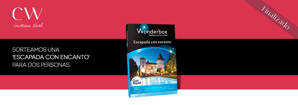 Promocion Wonderbox